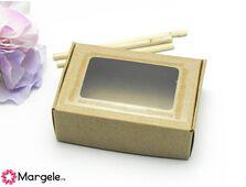 Cutiuta carton 82x60x30mm natur