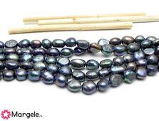 Sirag perle de cultura 9x6mm