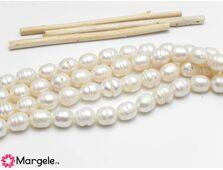 Sirag perle de cultura 10x9mm