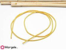 Sarma french wire mediu 0.9mm auriu galbui