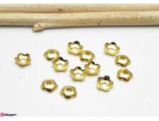 Capacele aurii 4mm (10buc)