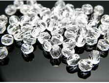 Fire polish 3mm crystal (20buc)