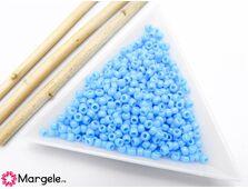 Toho rotunde 8/0 opaque blue turquoise (5g)