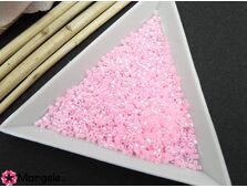 Miyuki delica 11/0 cotton candy pink ceylon (5g)
