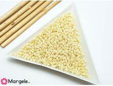 Toho rotunde 11/0 opaque lt. beige (5g)