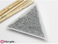 Toho rotunde 15/0 opaque gray (5g)
