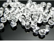 Fire polish 4mm crystal (20buc)
