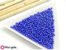 Toho rotunde 11/0 opaque rainbow navy blue (5g)