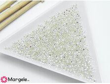 Toho rotunde 11/0 silver lined crystal (5g)