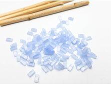Miyuki Half Tila Silk Pale Blue 5g