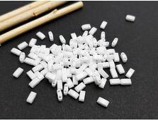 Miyuki Half Tila Opaque White 5g