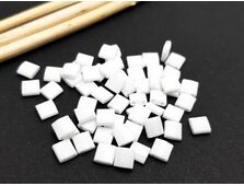 Miyuki Tila Opaque White 5g