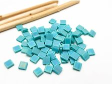 Miyuki Tila Matte Opaque Turquoise AB 5g