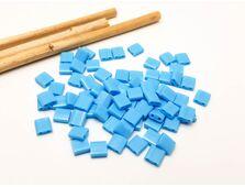 Miyuki Tila Opaque Turquoise Blue 5g