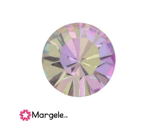 Cristal preciosa chaton maxima ss39 - 8mm crystal vitrail light (1buc)