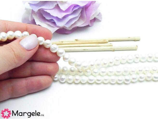 Sirag perle de cultura 7~8mm rotunde