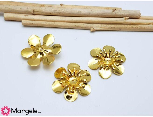 Capacele aurii 20mm (1buc)