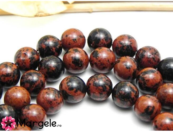 Mahon obsidian 8mm