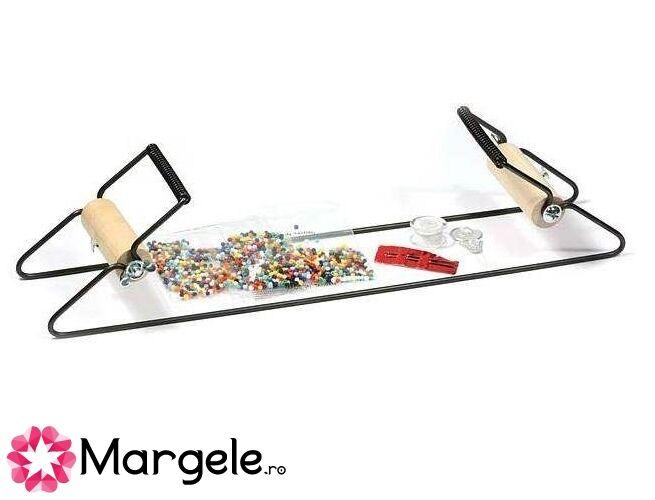 Razboi de tesut margele + accesorii
